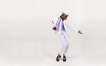 Michael Jackson Anzug