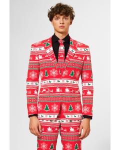 Weihnachtsanzüge für Herren: Lustig und Trendy   OppoSuits